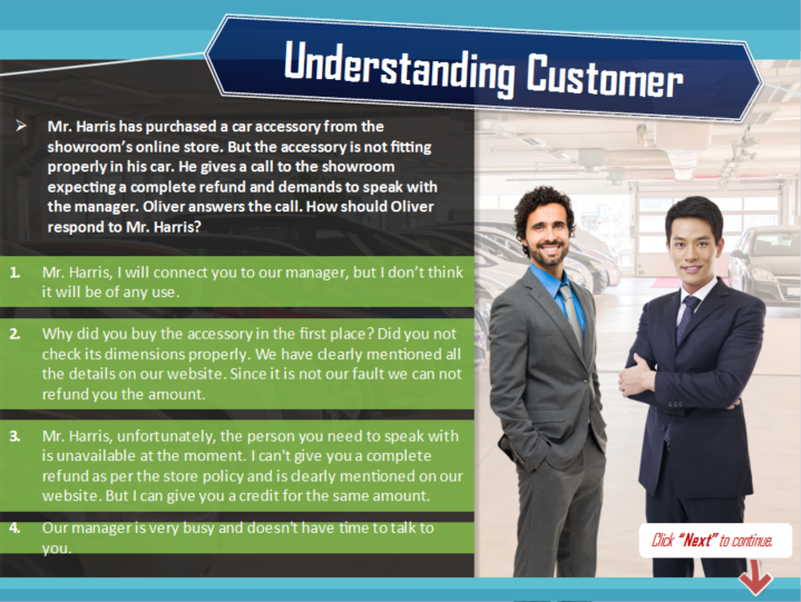 Understanding Your Customer – Quiz Game Template